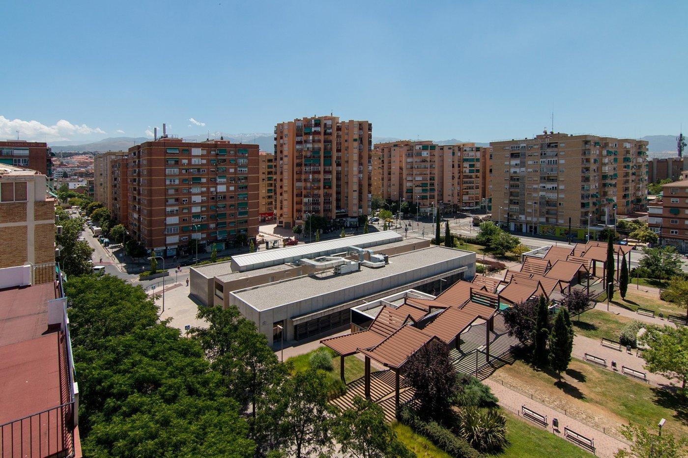 Plaza de la hípica, 8ª panta, 3 dormitorios con preciosas vistas