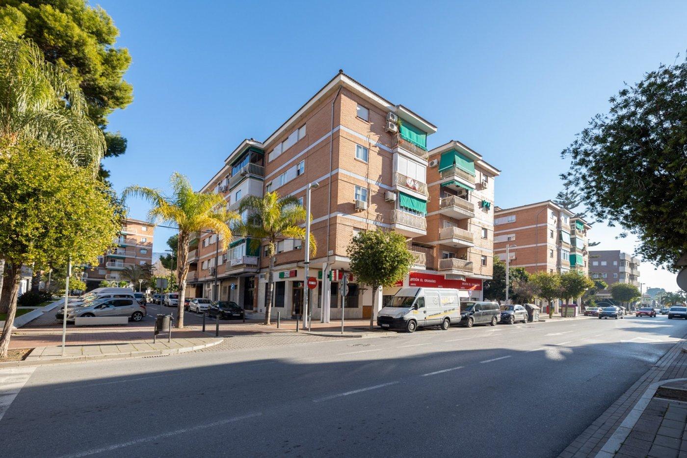 Huerta de la condesa – – amplio piso 4 dormitorios con garaje