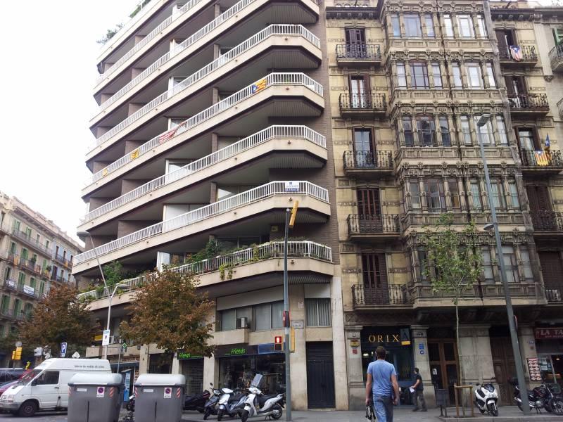 oficina en barcelona · dreta-de-l´eixample 175000€