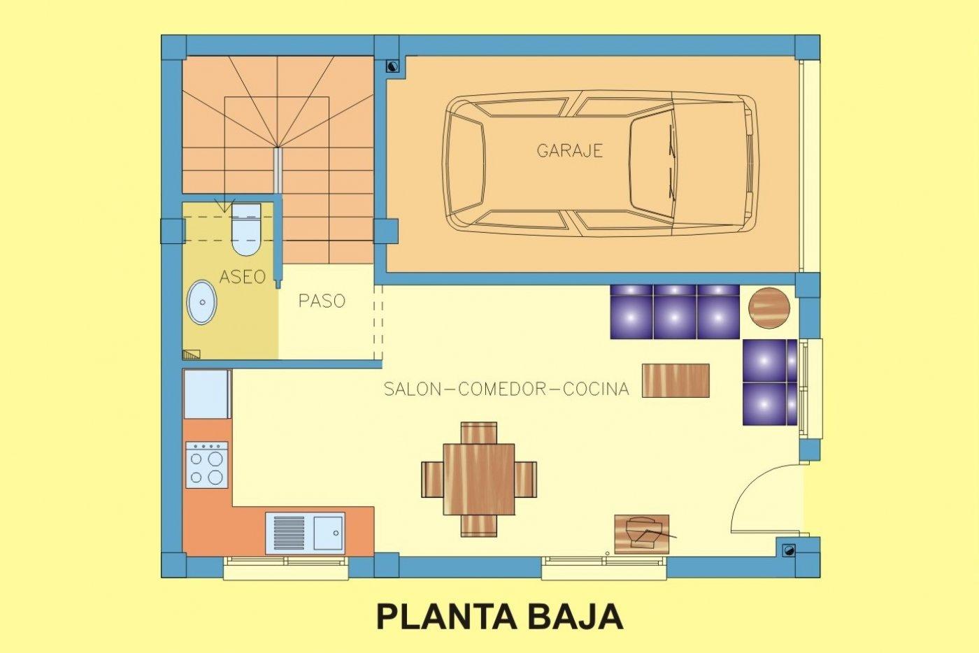 duplex en cartagena · alameda-san-anton 139000€