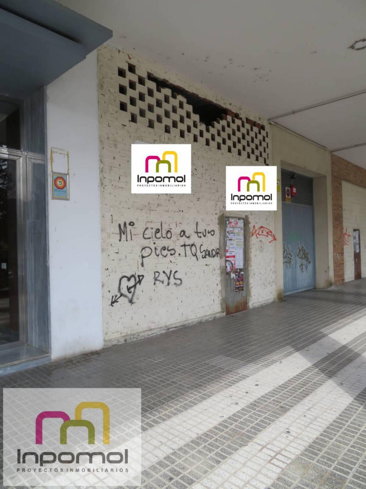 Premises for rent in Huerta Rosales, Badajoz