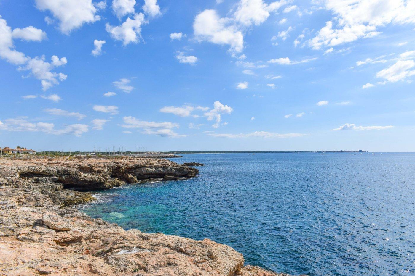 Planta baja en sa rapita con vistas al mar  !!! - imagenInmueble24