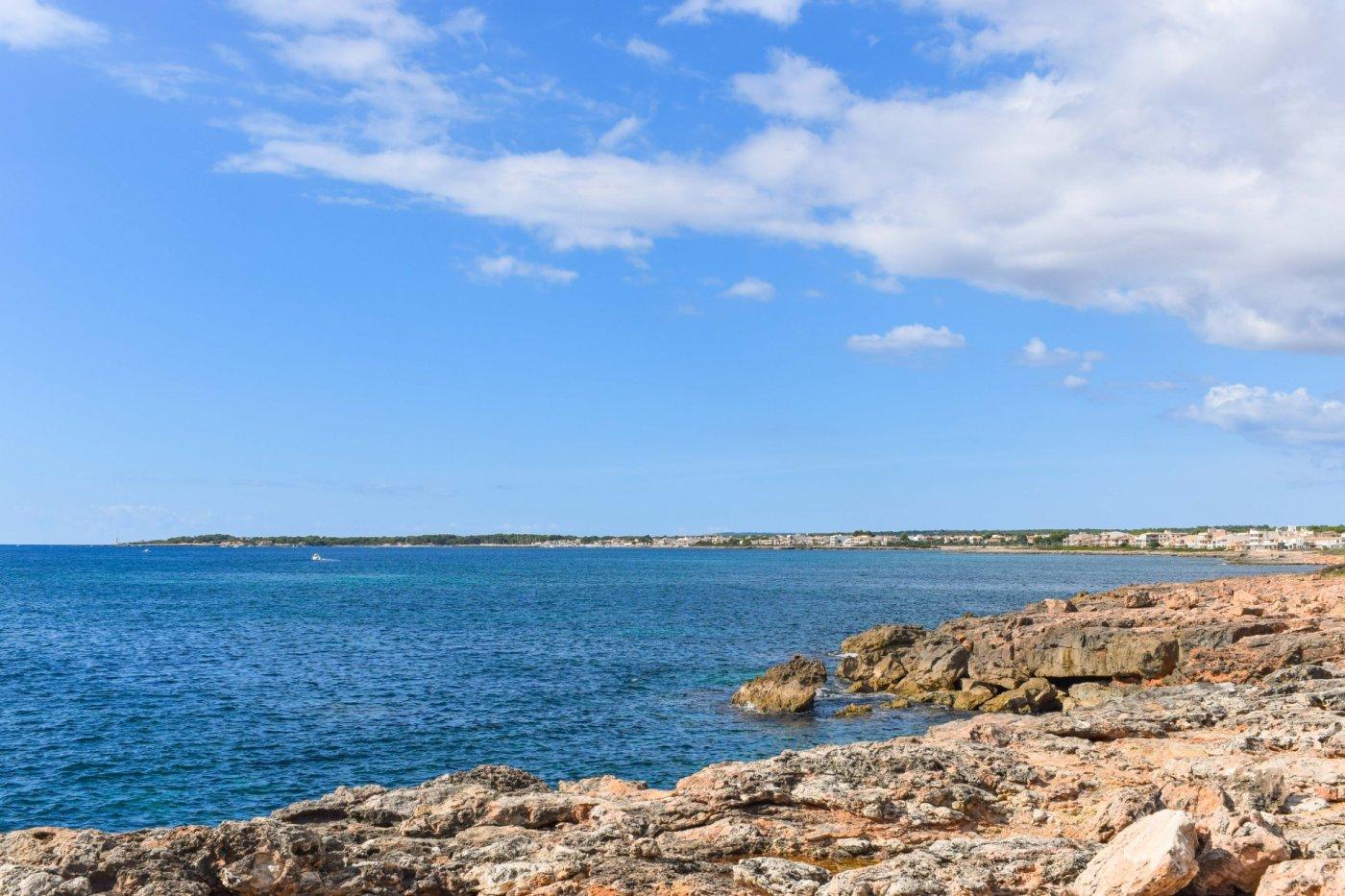 Planta baja en sa rapita con vistas al mar  !!! - imagenInmueble25