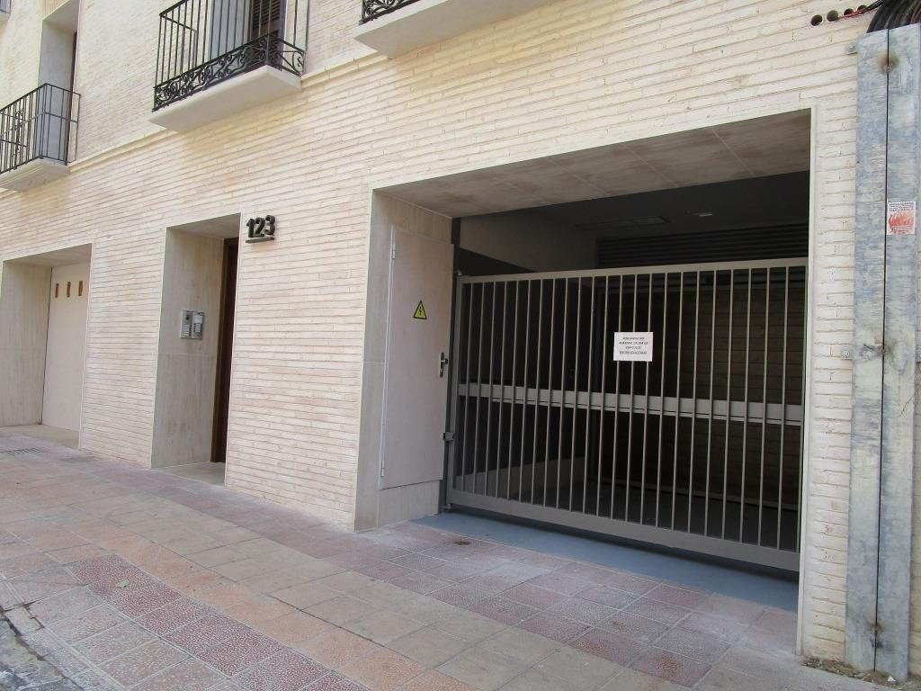 A la venta amplio garaje en sótano 2 en edificio de obra nueva en c/ predicadores. - imagenInmueble9