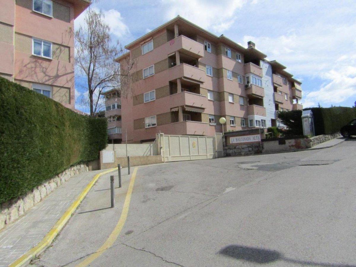 garaje en collado-villalba · urb-la-balconada 6500€