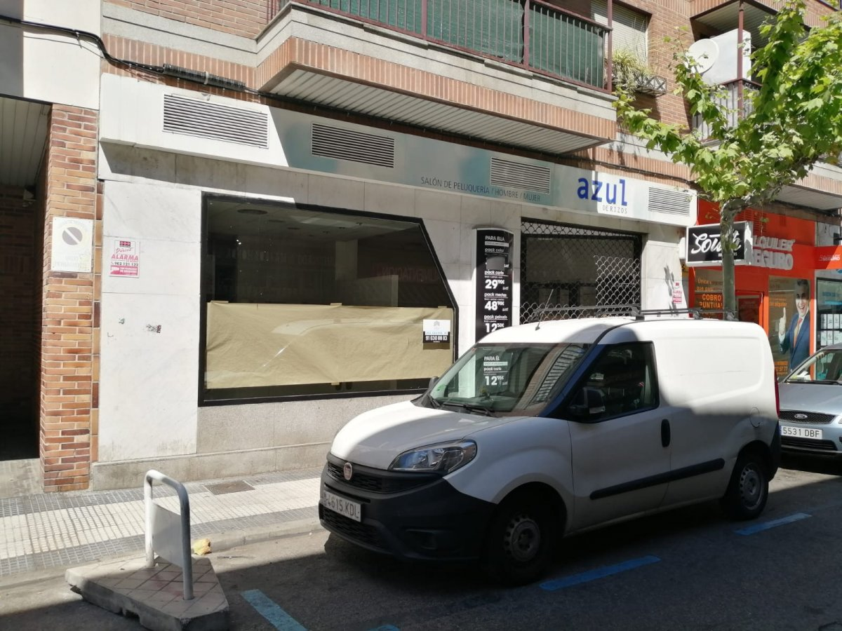 local-comercial en majadahonda · casco-antiguo 1500€