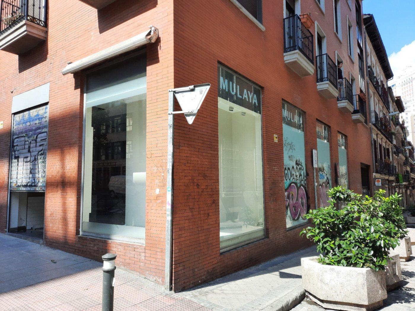 local-comercial en madrid · universidad 4200€