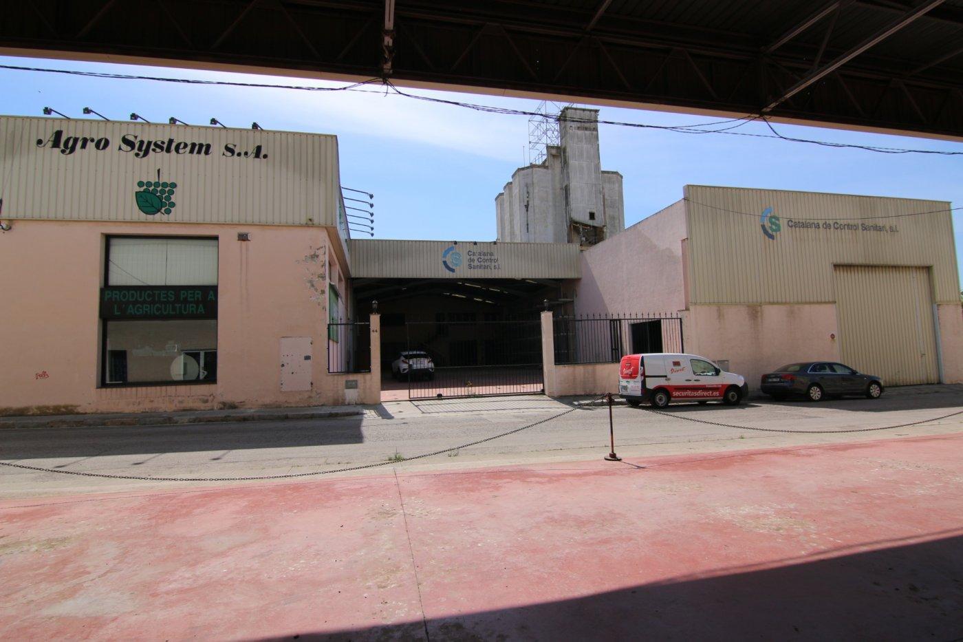 nave-industrial en vilafranca-del-penedes · el-moli-d-en-rovira 774900€