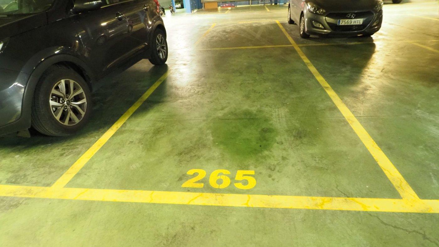 parking en canet-de-mar · centre 11750€