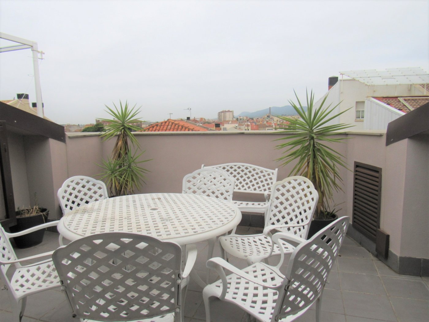 duplex en terrassa · vallparadis 990€