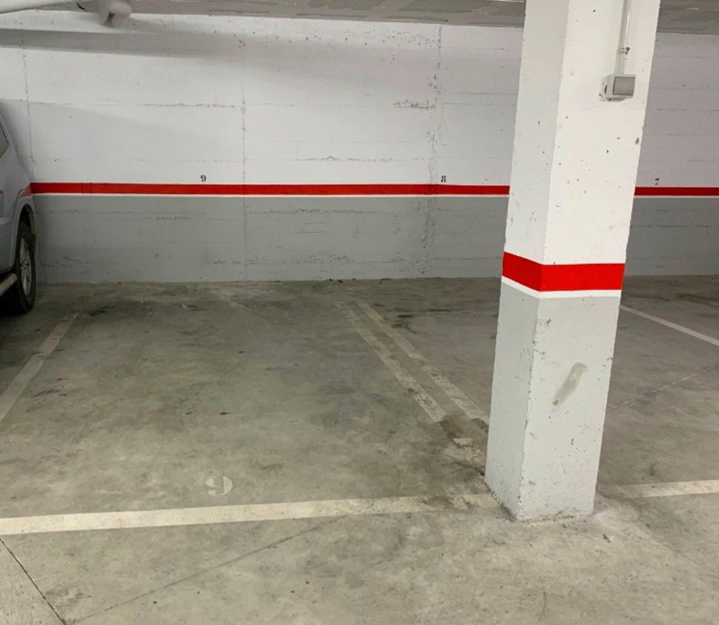 parking en sant-llorenc-dhortons · centre 6000€