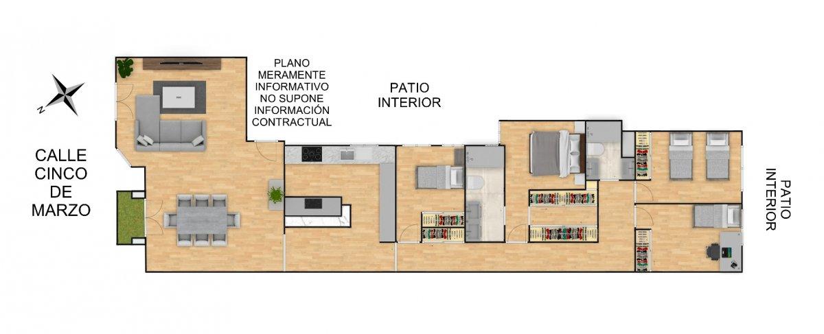 Venta de piso en zaragoza - imagenInmueble24
