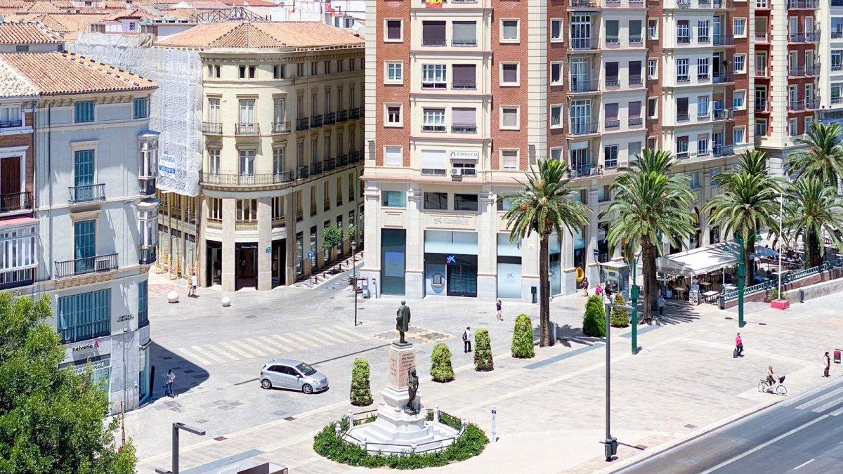 Oficina en Malaga Centro