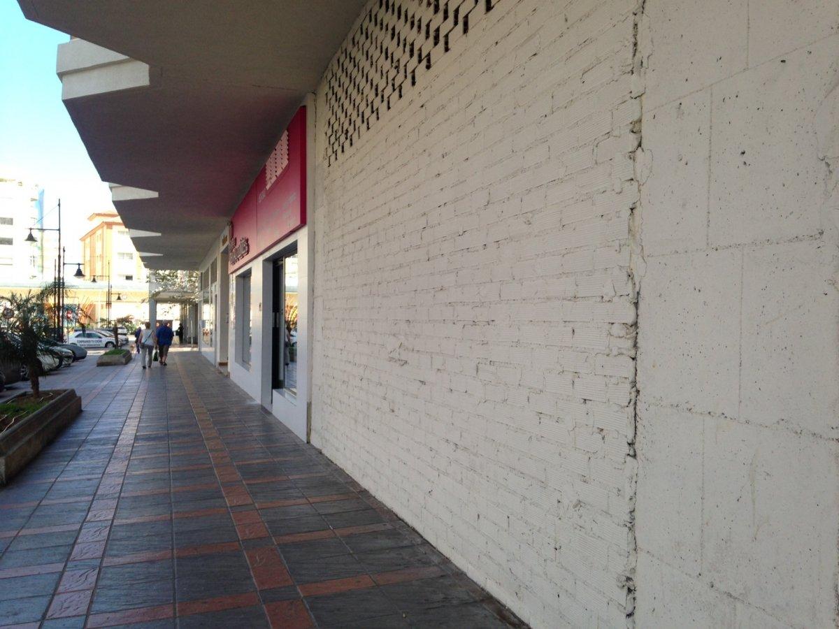 Local comercial en Fuengirola Boliches