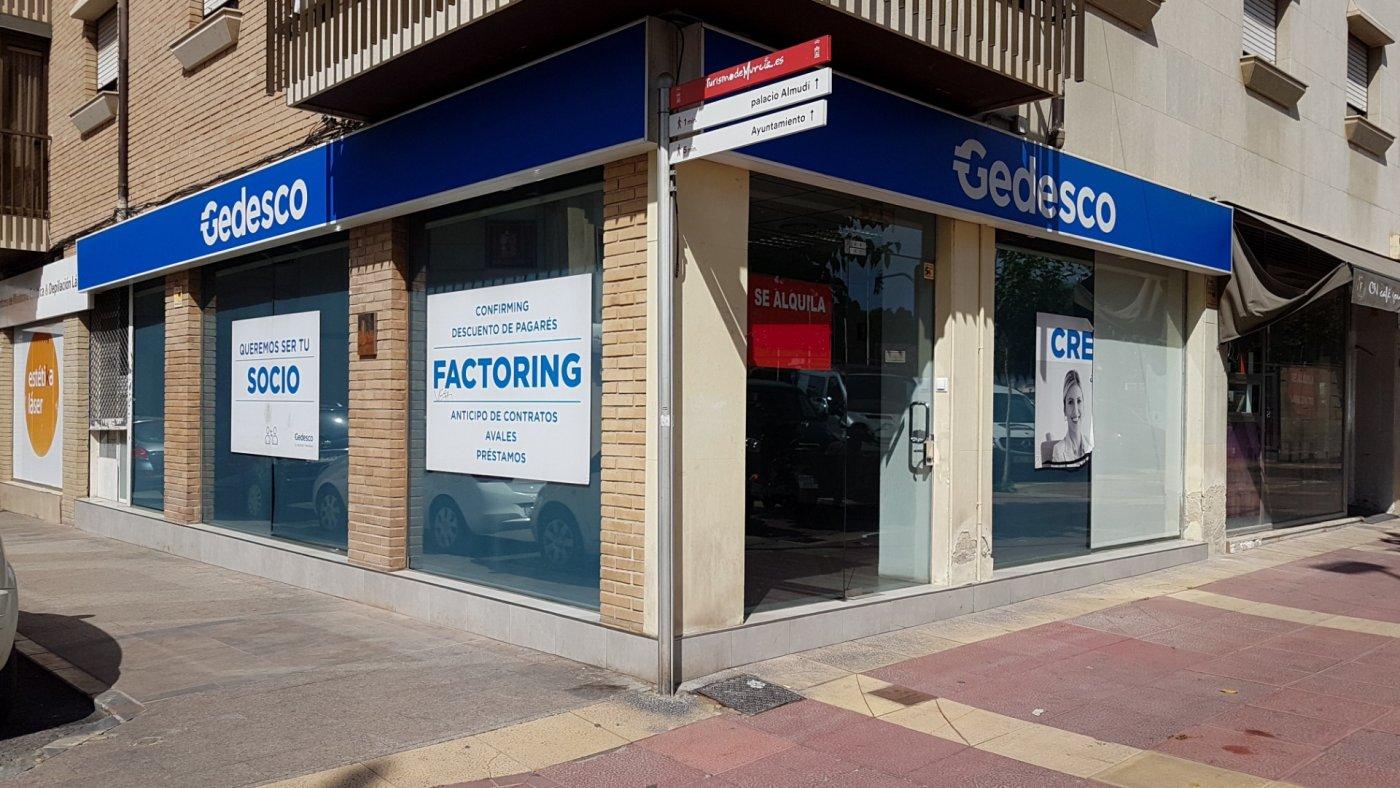 local-comercial en murcia · centro 1100€