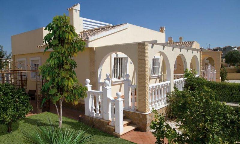 Villa for sale in Balsicas, Sucina