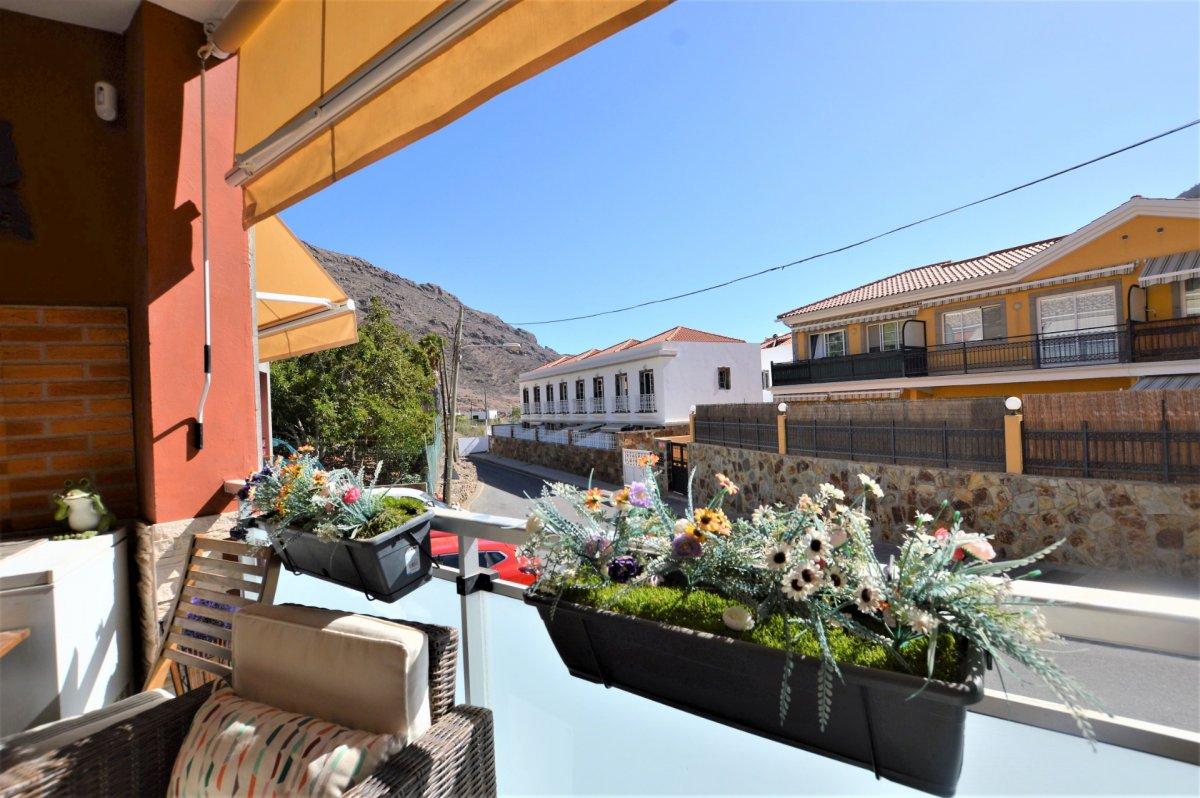 apartamento en mogan · puerto-rico 220000€
