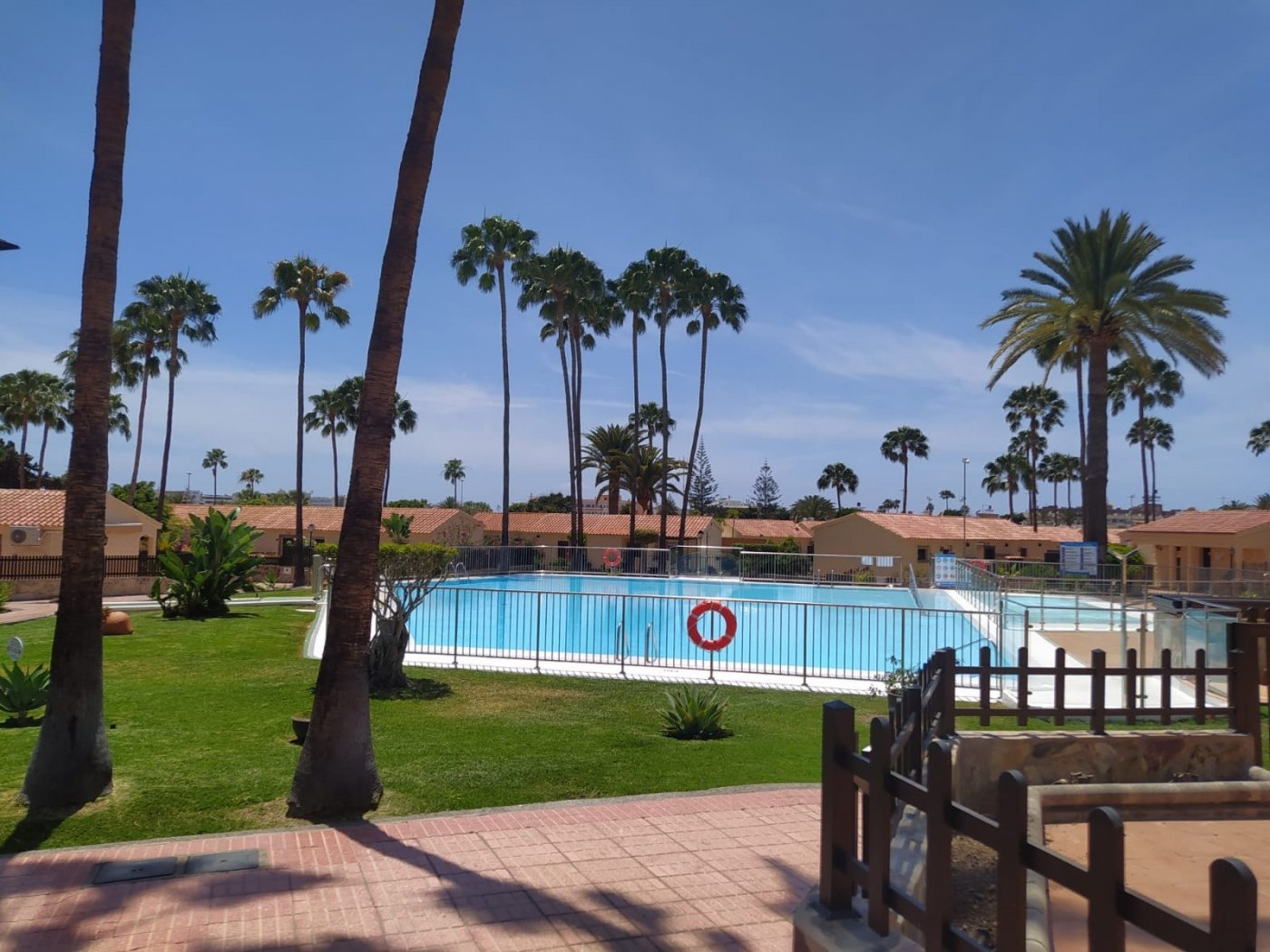 Bungalow for rent in Playa del Inglés, San Bartolome de Tirajana