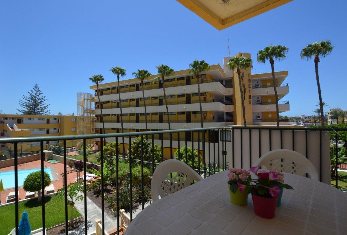 Apartment for rent in Playa del Inglés, San Bartolome de Tirajana