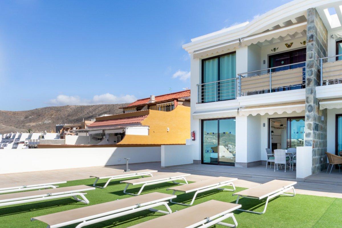apartamento en mogan · patalavaca 360000€
