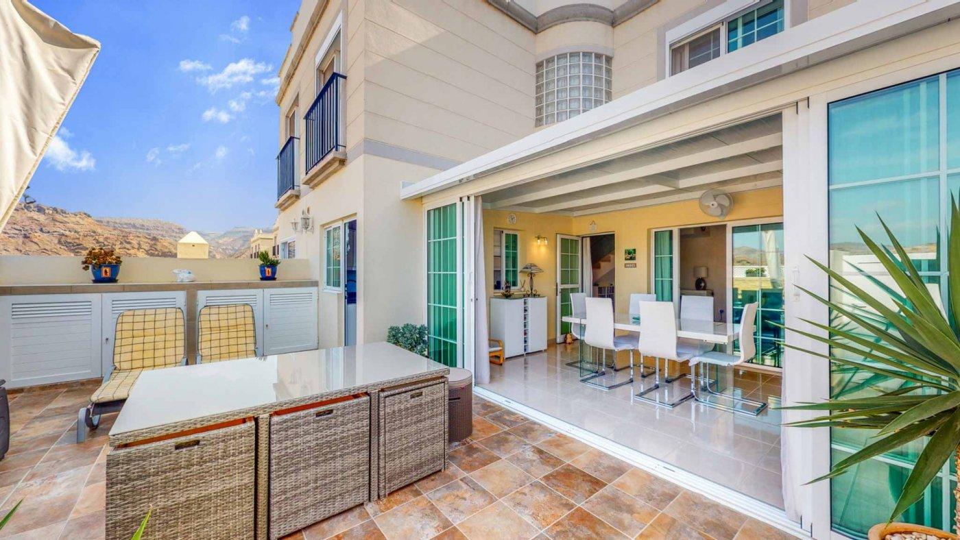 duplex en mogan · puerto-rico 275000€