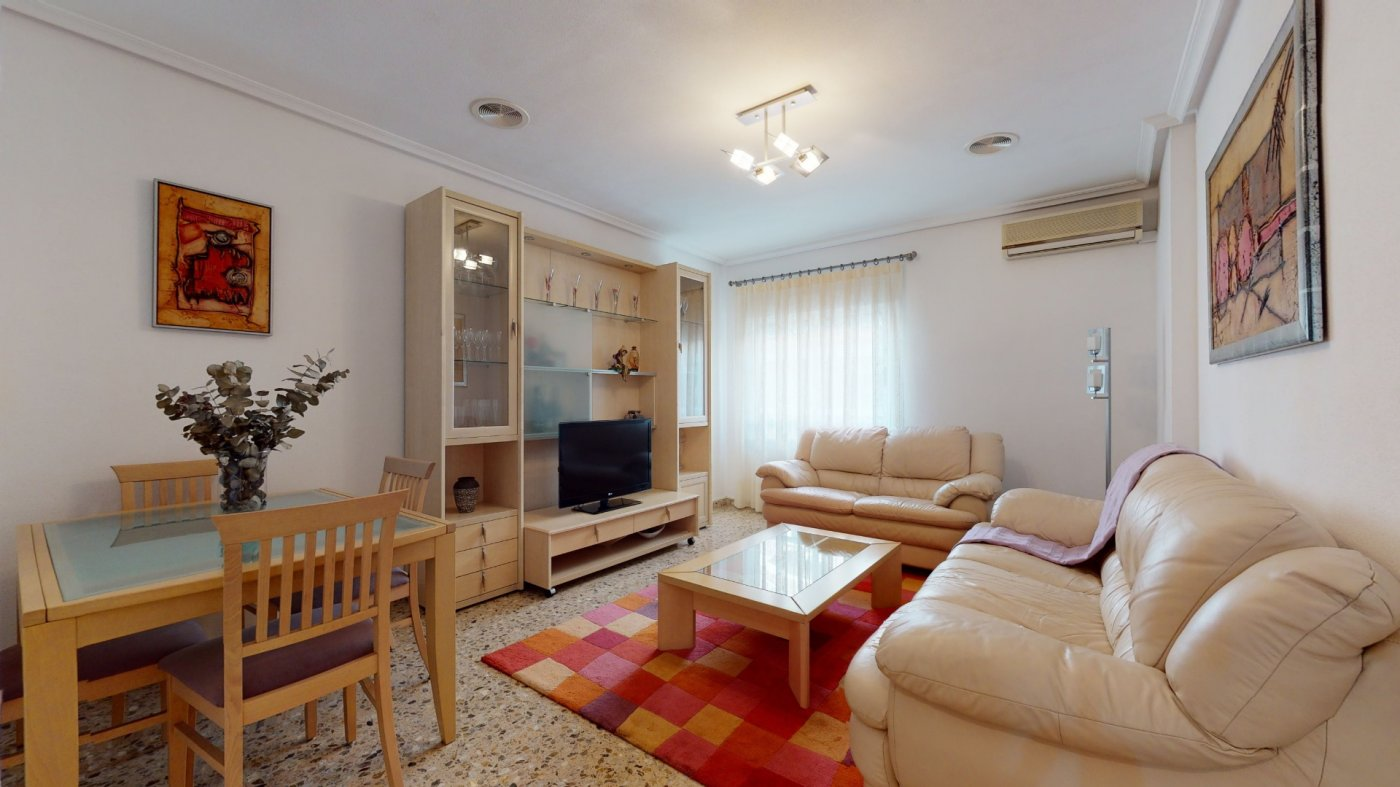 piso en elche · plaza-madrid 117000€