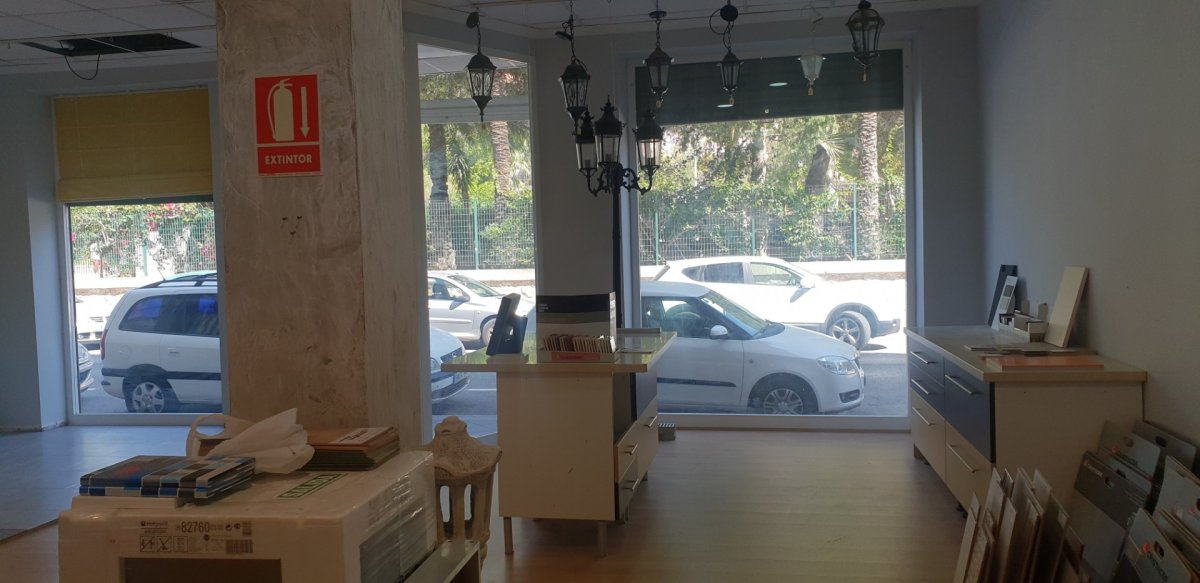local-comercial en elche · carrus 800€