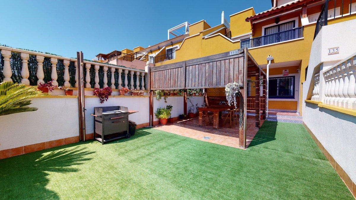 bungalow en arenales-del-sol · segunda-linea-playa 109900€