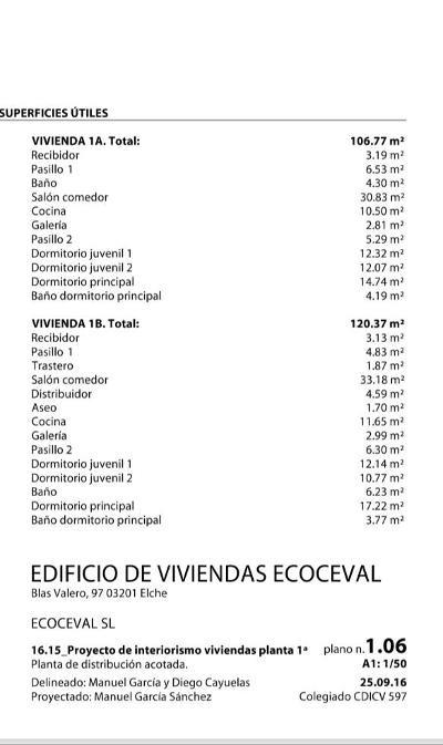 Piso · Elche · Corazon De Jesus 195.000€€