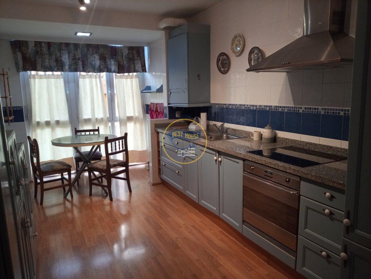 Apartamento en alquiler en San Andr?s del Rabanedo