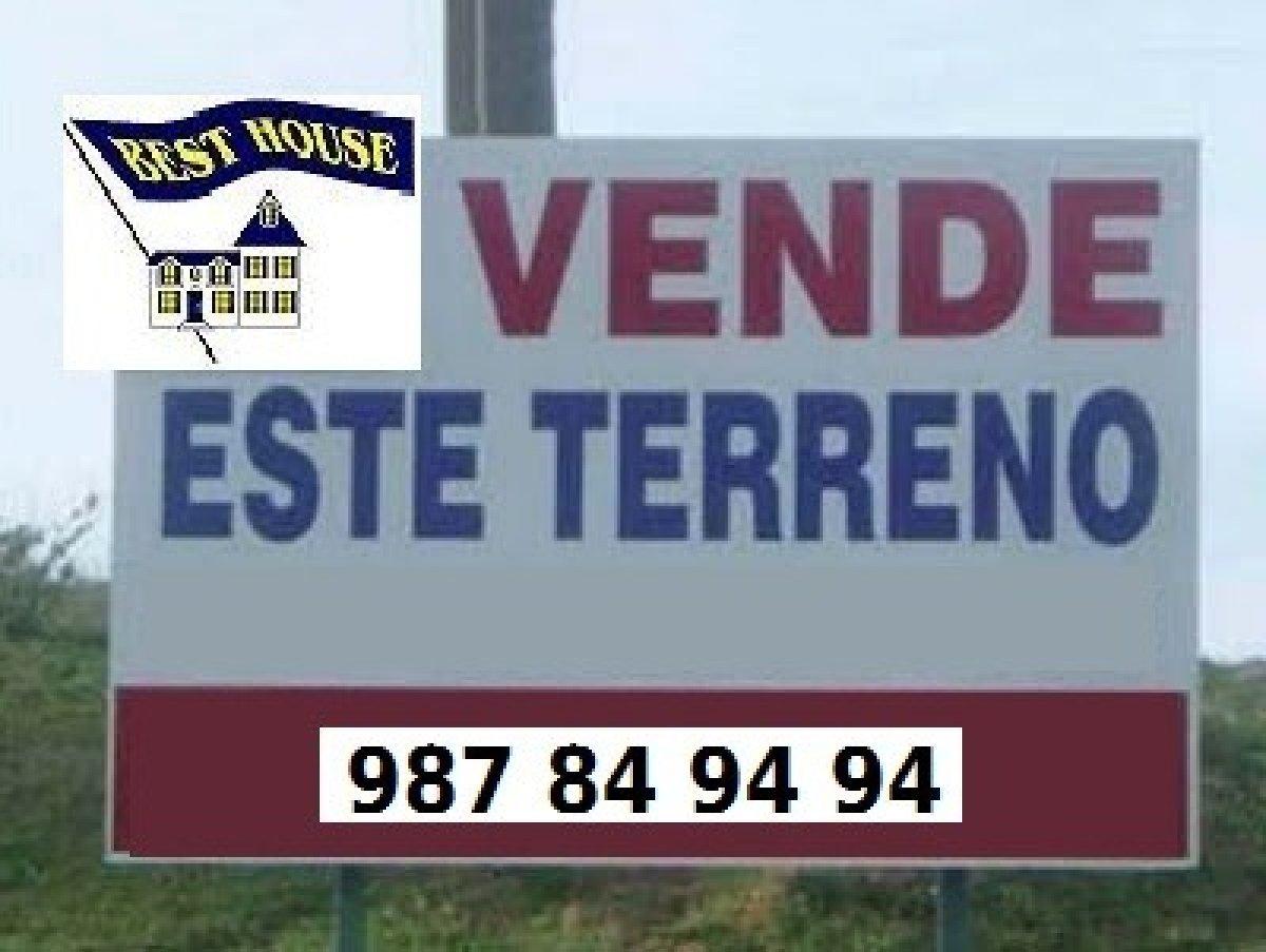 Parcela urbana en venta en Benavente