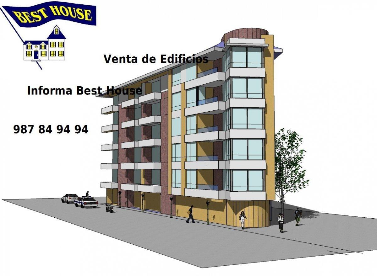 Edificio en venta en Garrafe de Torío