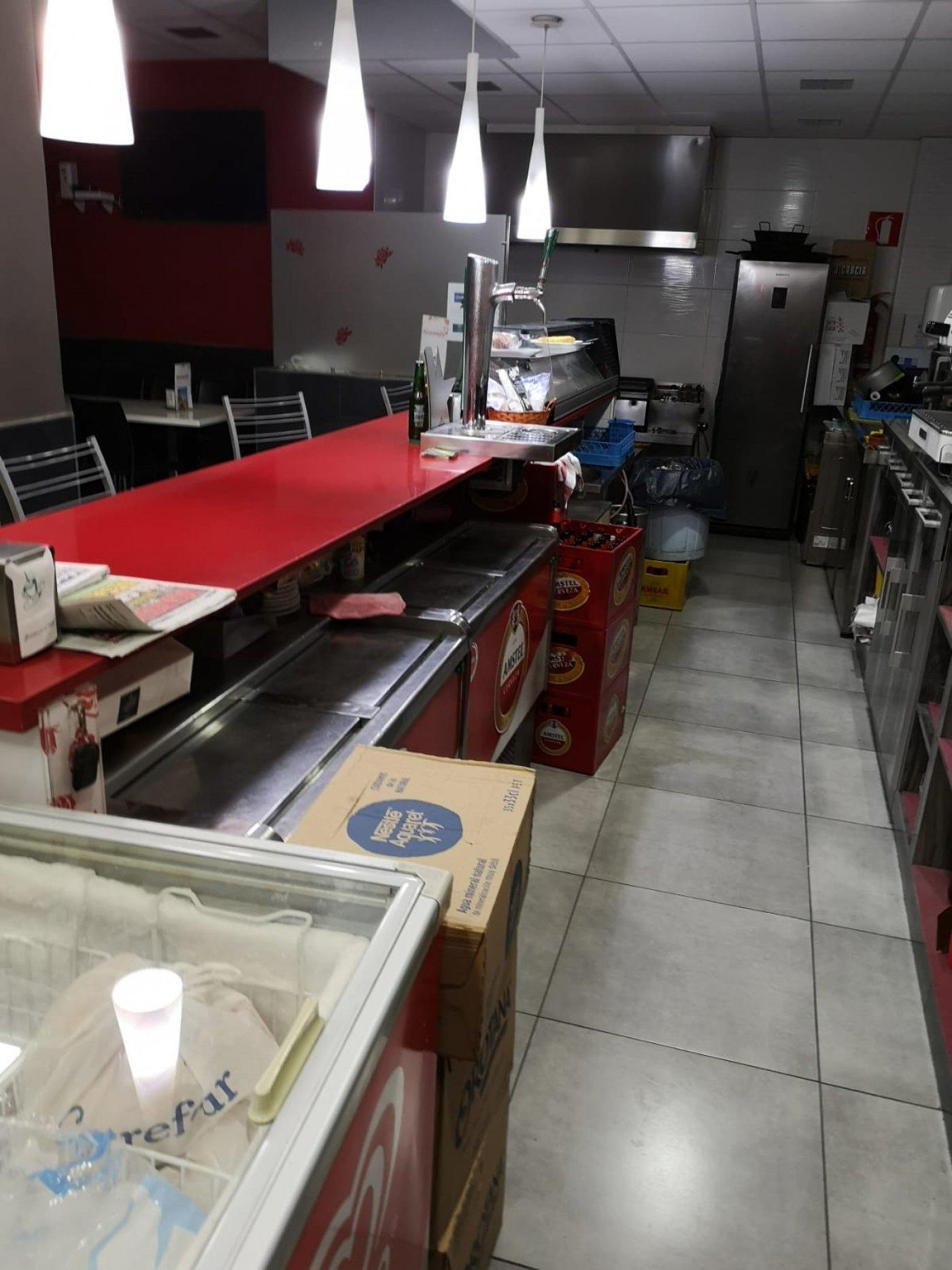 Restaurante se traspasa en Castellon-Castello de la Plana