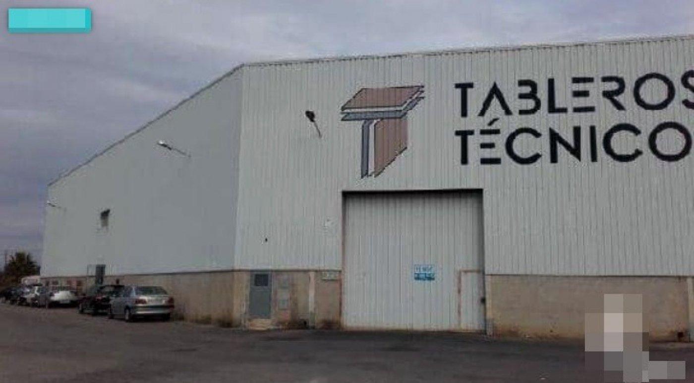 industrial warehouses venta in villarreal vila real n-340