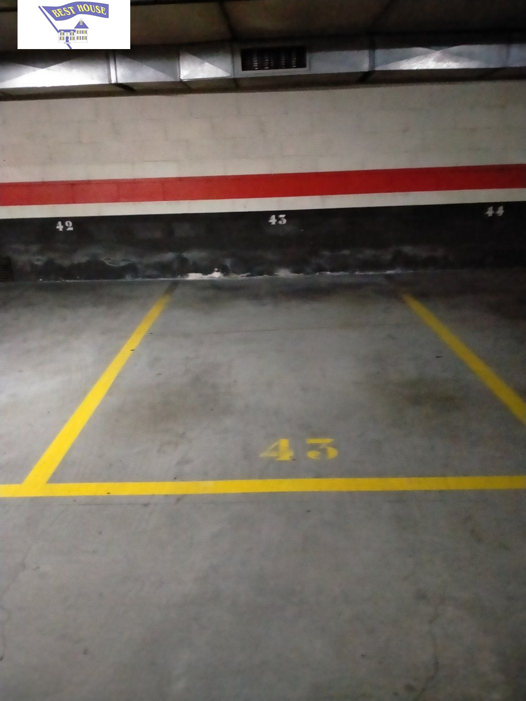 Parking en alquiler en A Coru?a