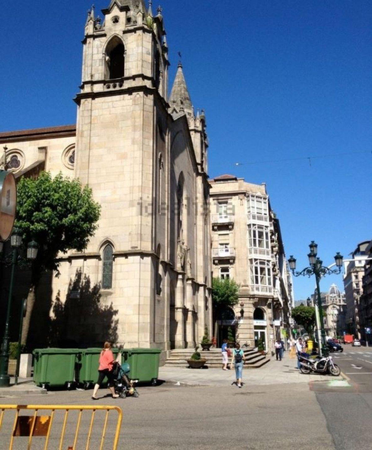 Apartamento en alquiler en García Barbón, Vigo