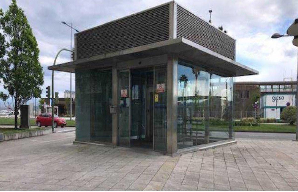 Parking en venta en Santander