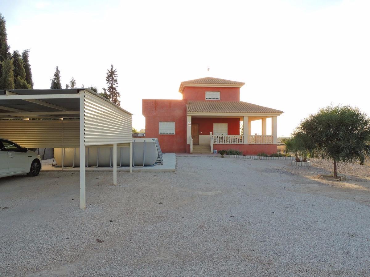 Chalet en alquiler en Molina de Segura