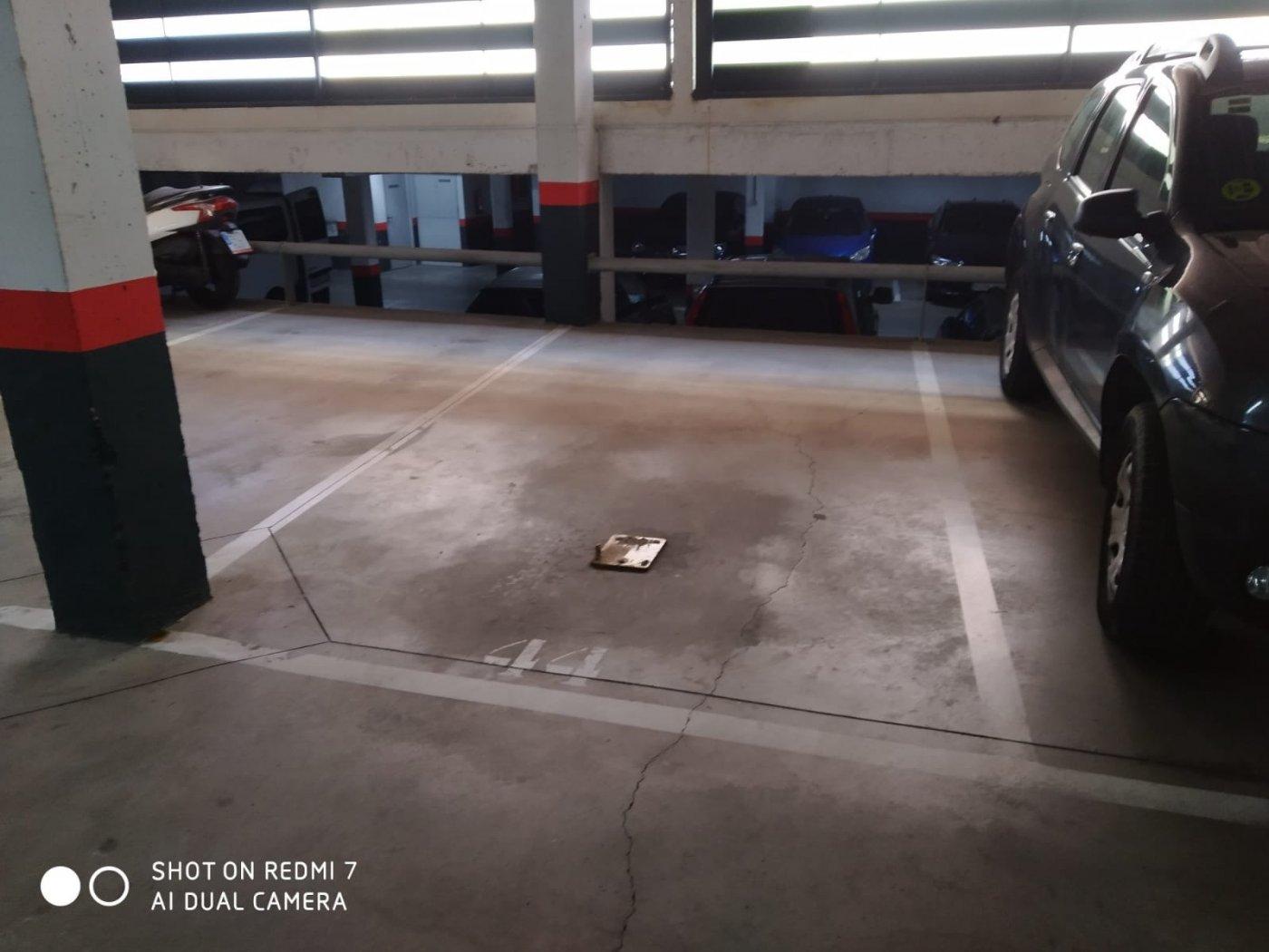 Garaje en alquiler en Torrejon de Ardoz