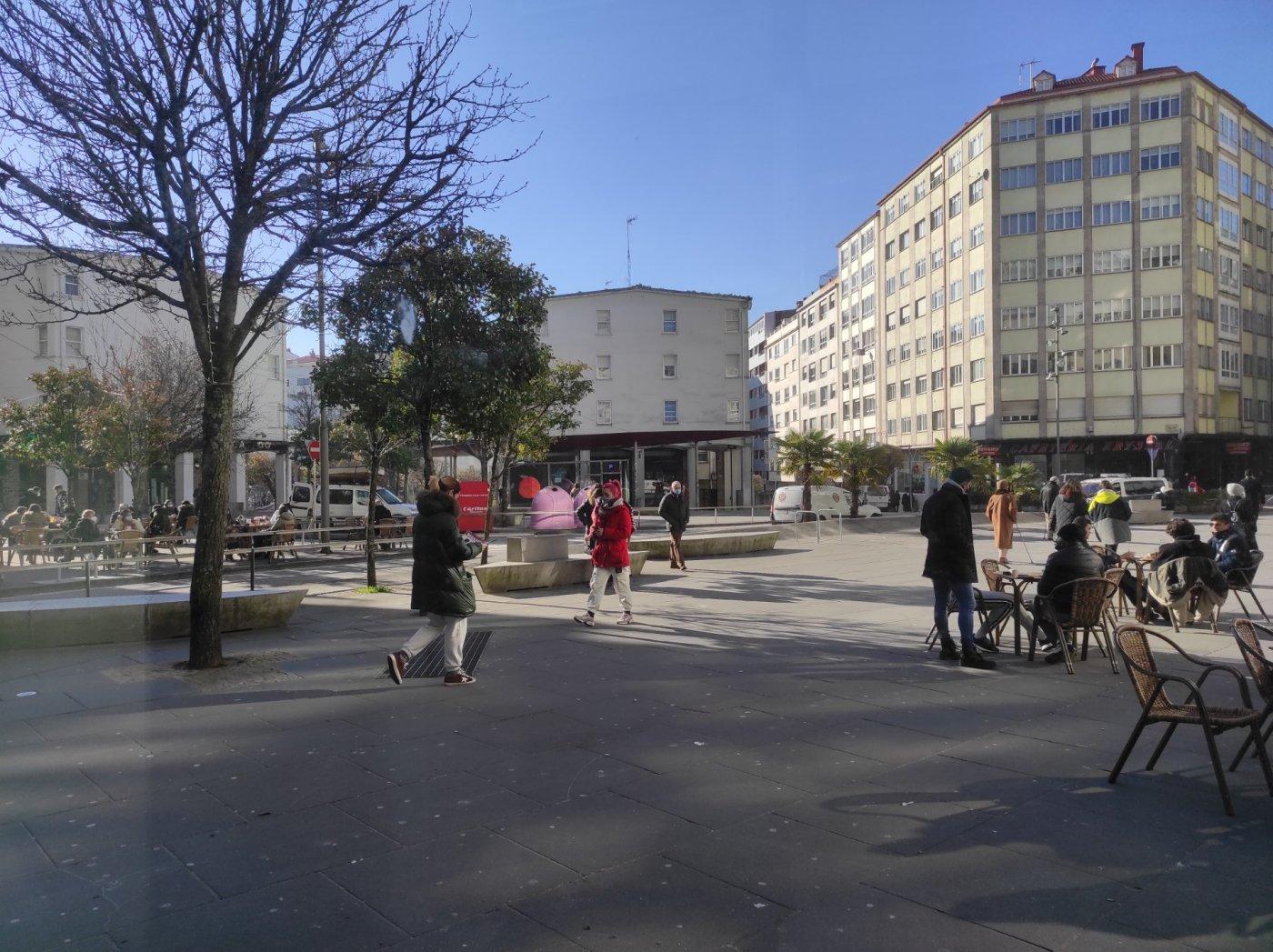 Garaje en venta en Santiago de Compostela