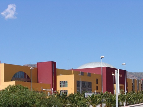 Hotel en venta en Mazarron
