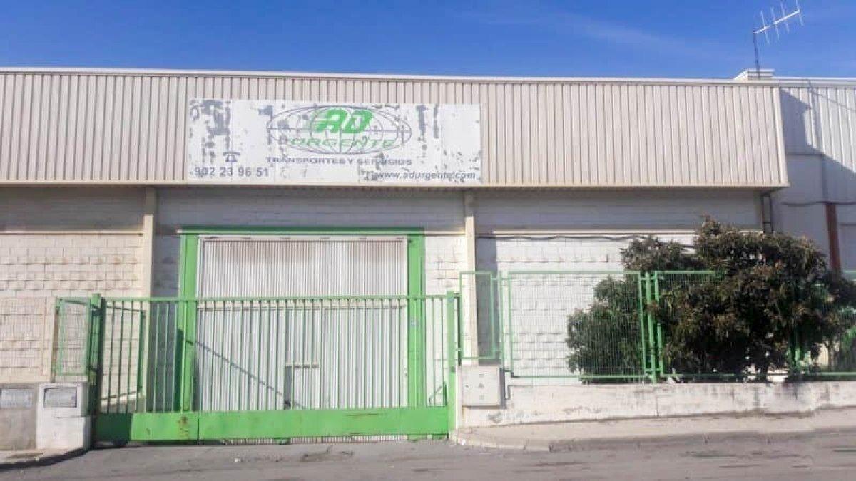Nave industrial en venta en Albolote