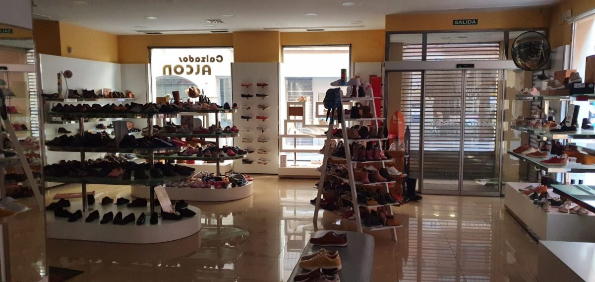 Local comercial en alquiler en Plasencia