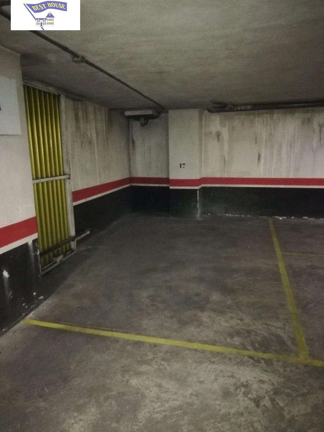 Garaje en alquiler en Albacete