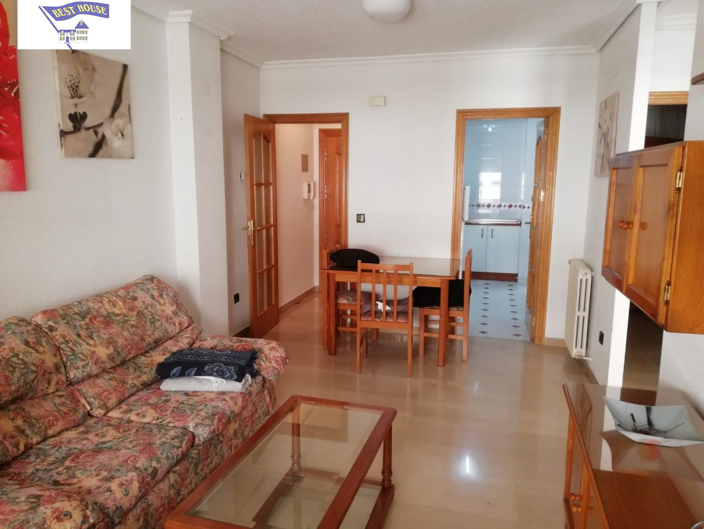 Apartamento en alquiler en Albacete