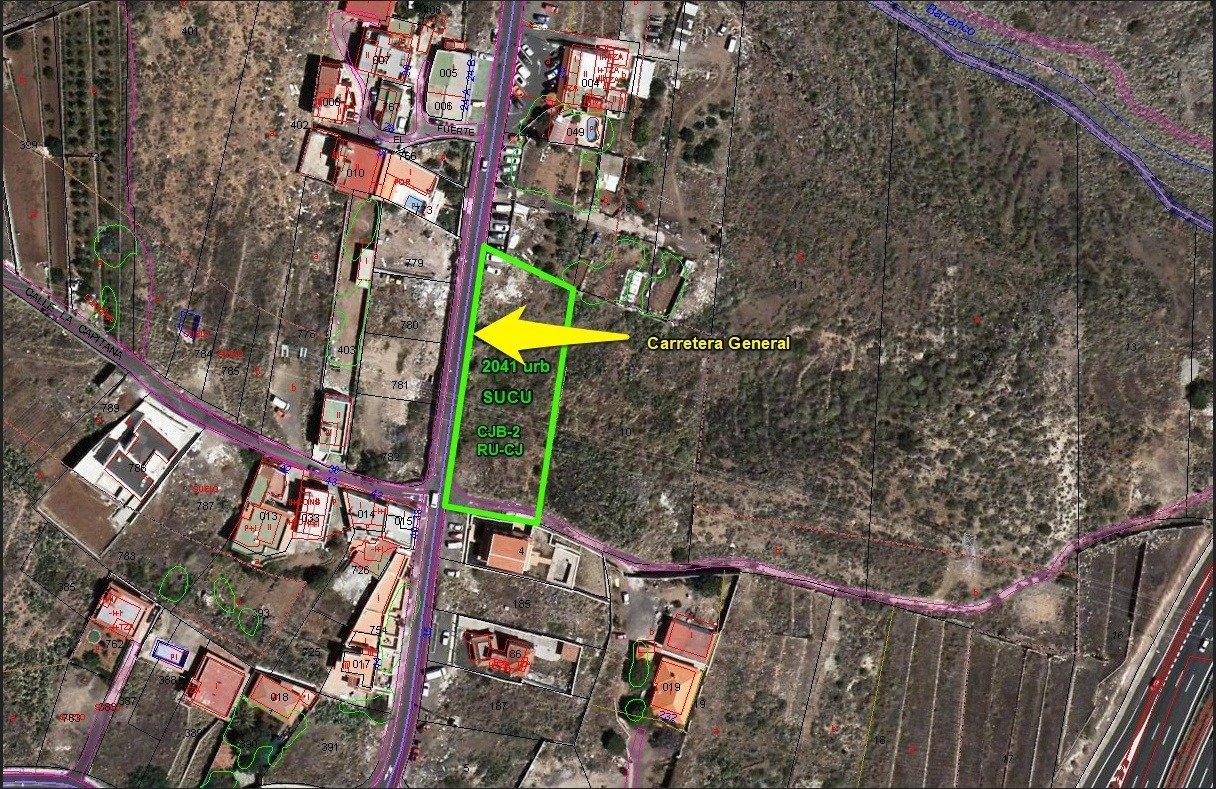 Terreno en venta en Igueste de Candelaria, Candelaria