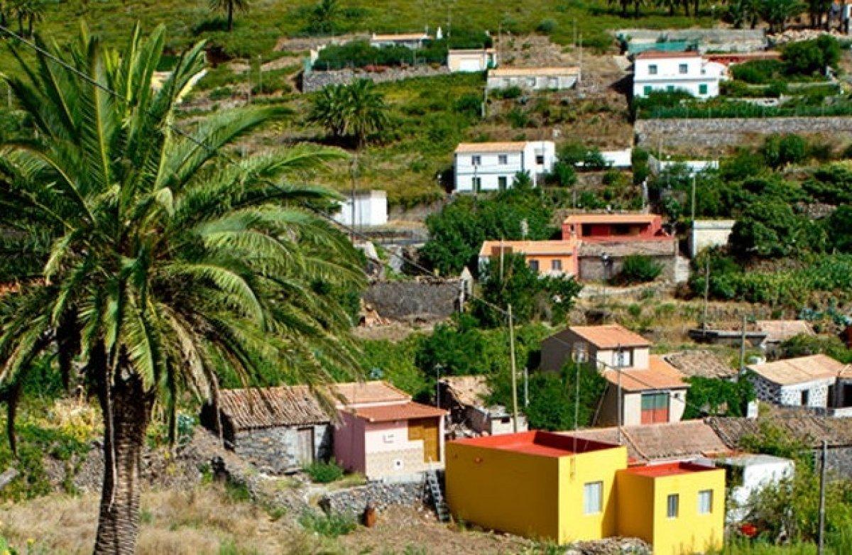 Solar en venta en Chipude, Vallehermoso