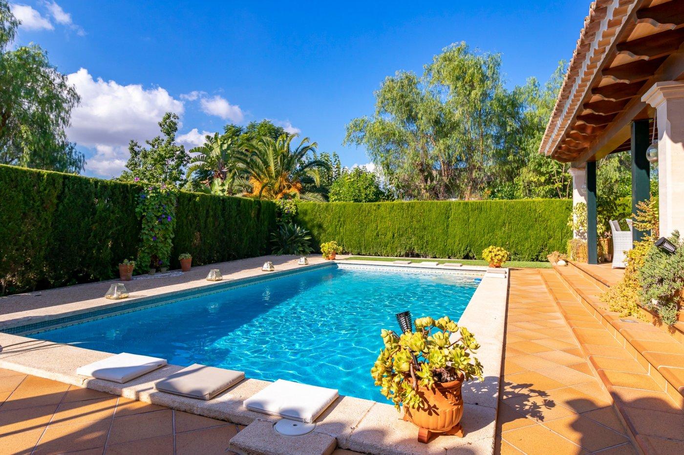 MagnÍfico chalet con piscina en sa cabaneta, marratxi - imagenInmueble12