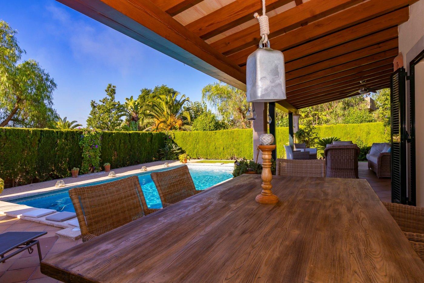 MagnÍfico chalet con piscina en sa cabaneta, marratxi - imagenInmueble2