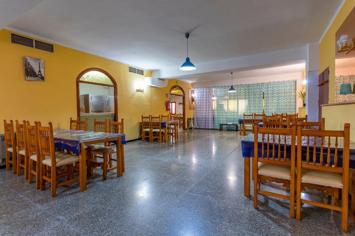 Restaurante con equipamiento y muebles incluido en sa cabaneta, marratxi - imagenInmueble9